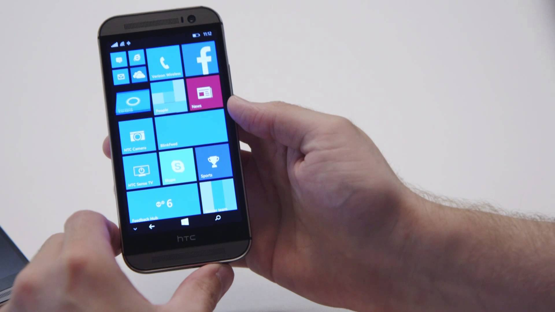 Das neue HTC One M8 mit Windows Phone [Video]…