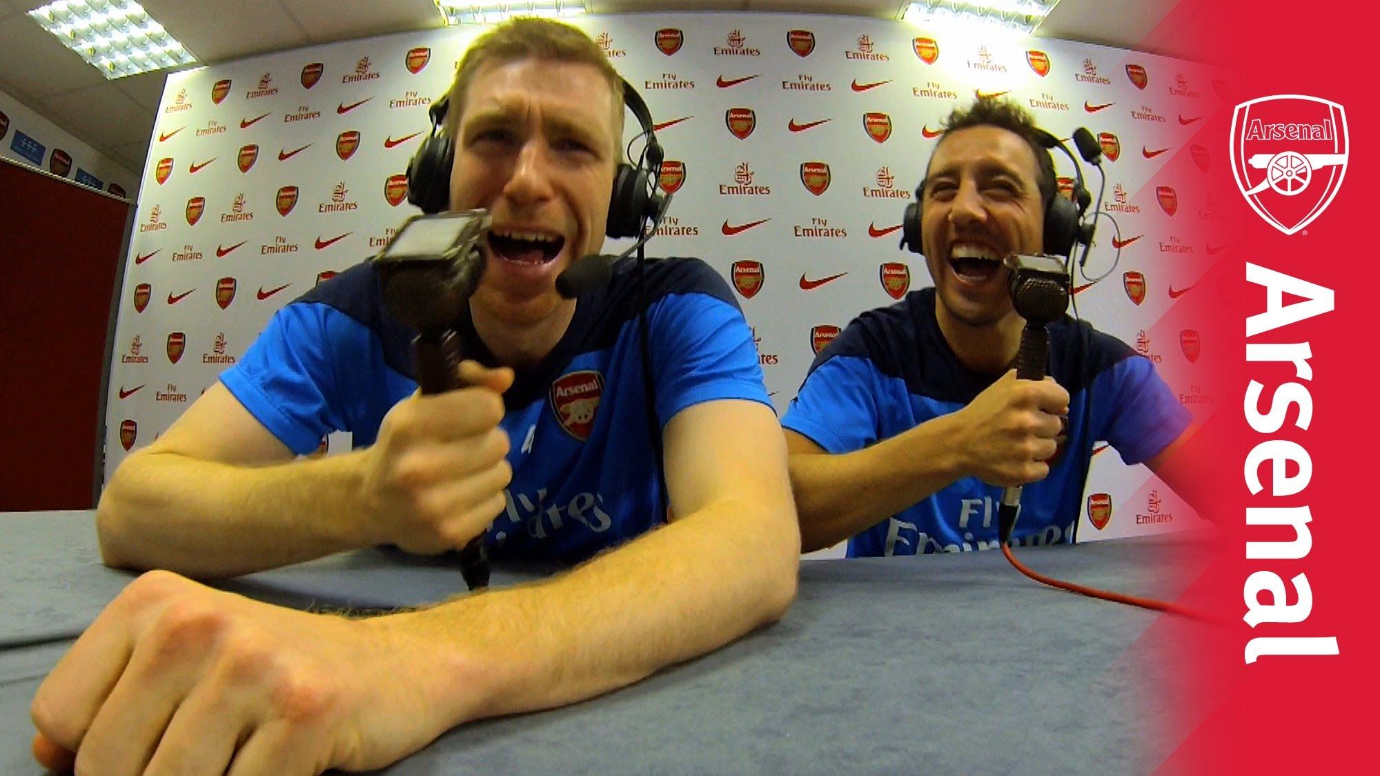 Mertesacker wird 30 und kommentiert Arsenal [Video]…