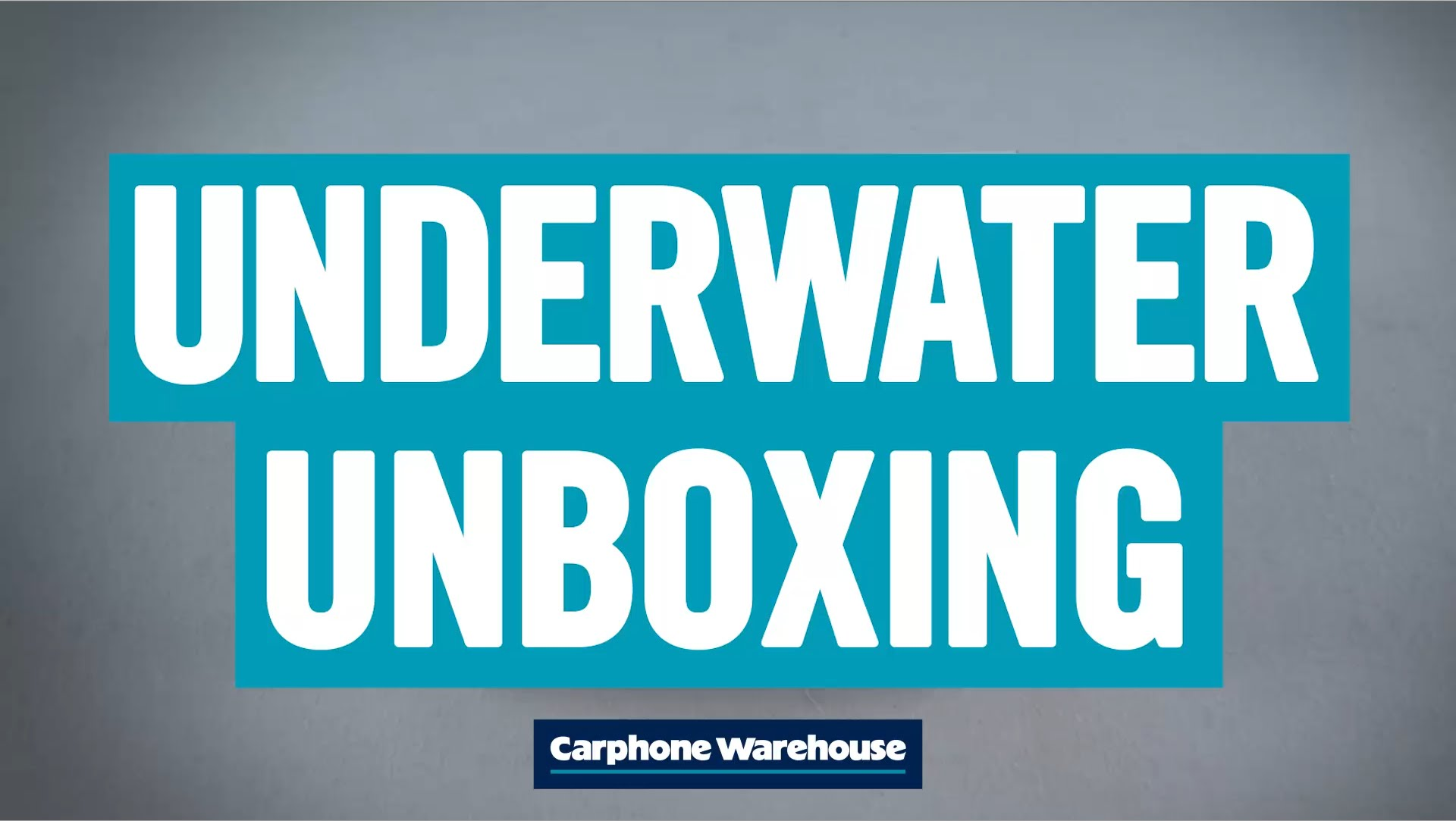 Sony Xperia Z3, Underwater Unboxing [HD-Video]…