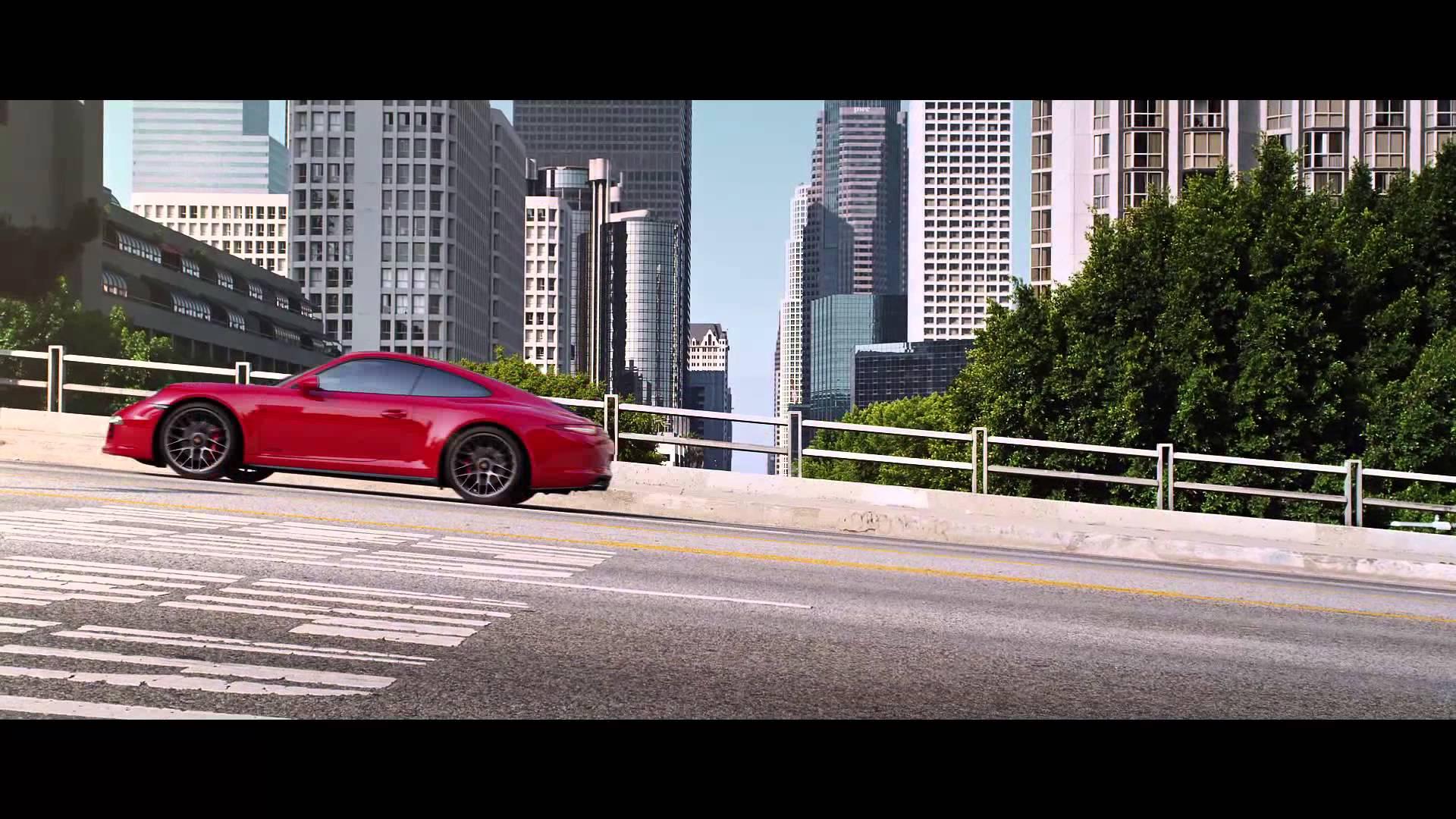 2015er Porsche 911 Carrera GTS [Video]…