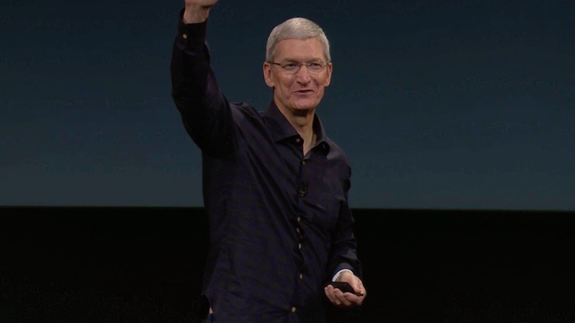 Apple Keynote zum iPad Air 2 in 80 Sekunden [Video]…