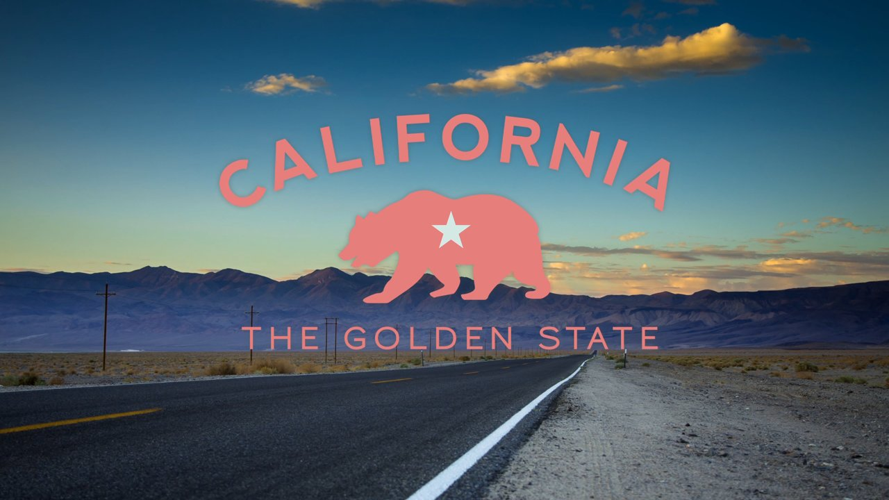 California – The Golden State [Timelapse-Video]…