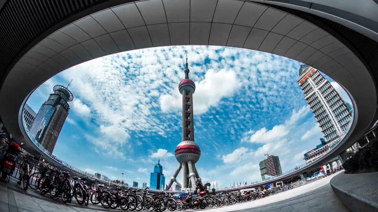 Next Timelapse, diesmal Shanghai [Video]…