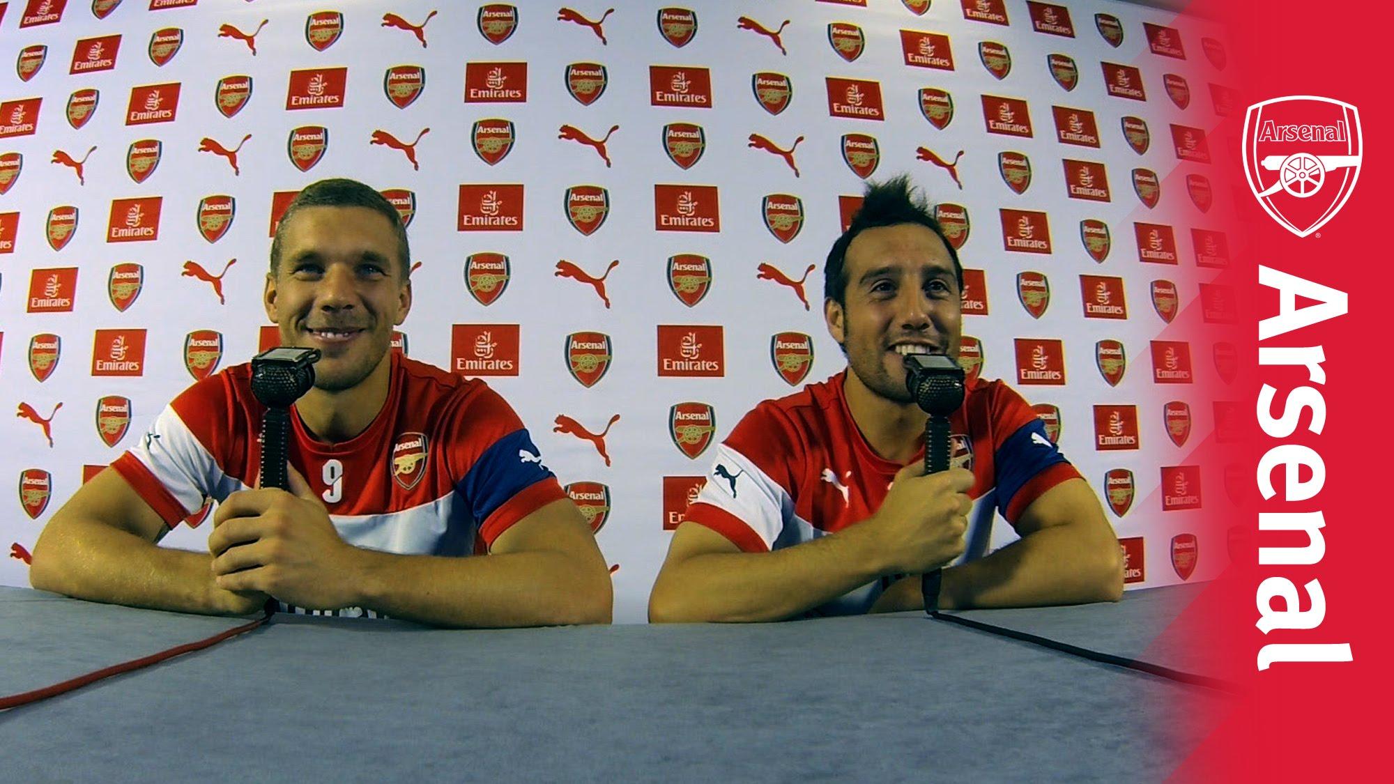 Podolski kommentiert Arsenal [Video]…