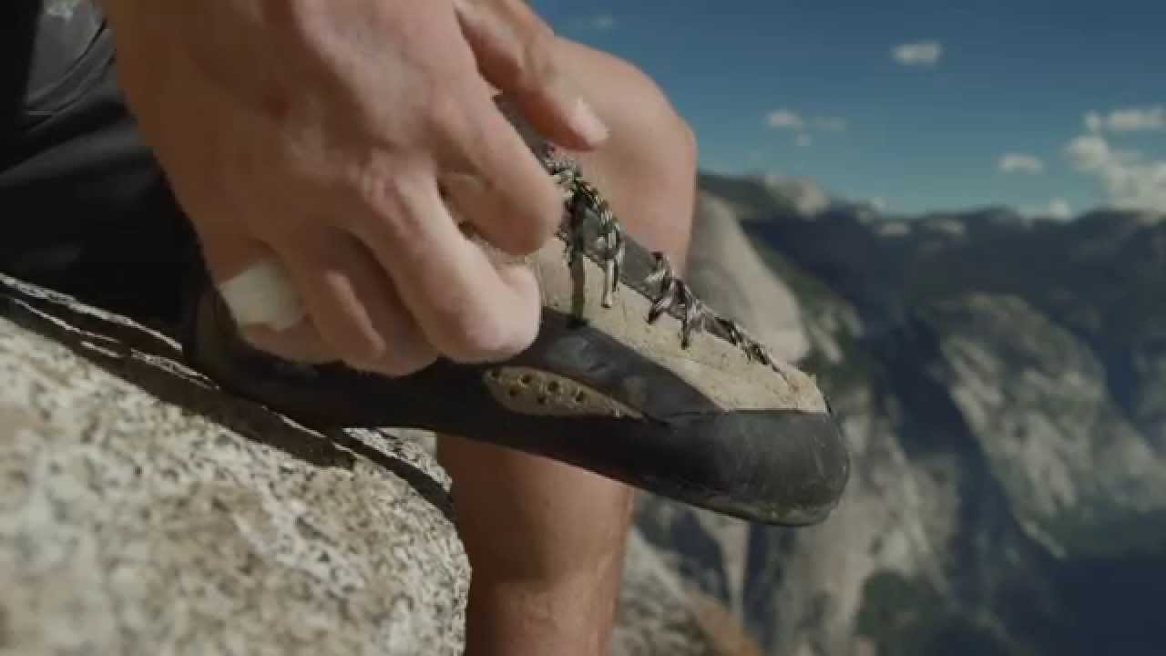 Squarespace Presents: Alex Honnold (Climber's Cut) – Free Solo Climbing [Video]…