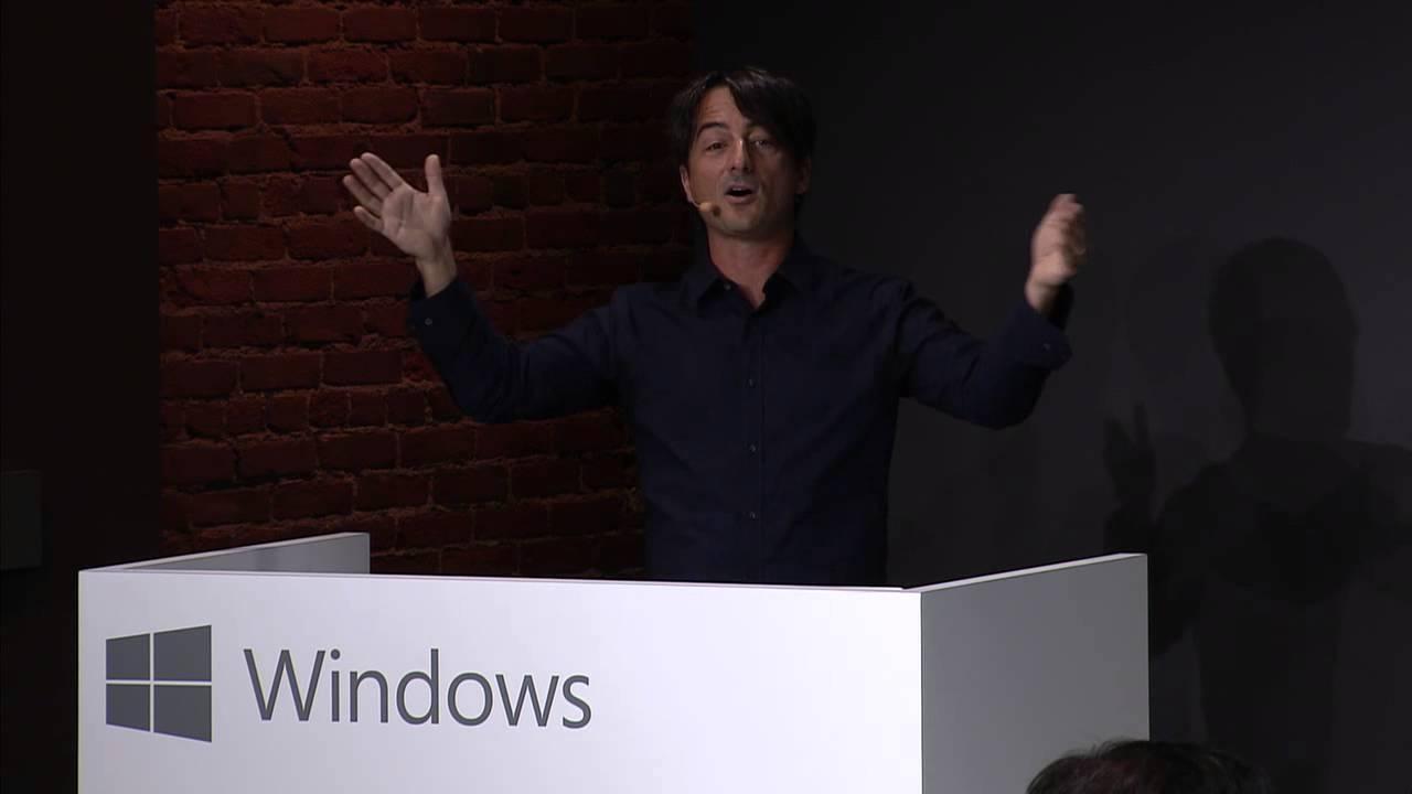 Windows 10 Event [Video]…