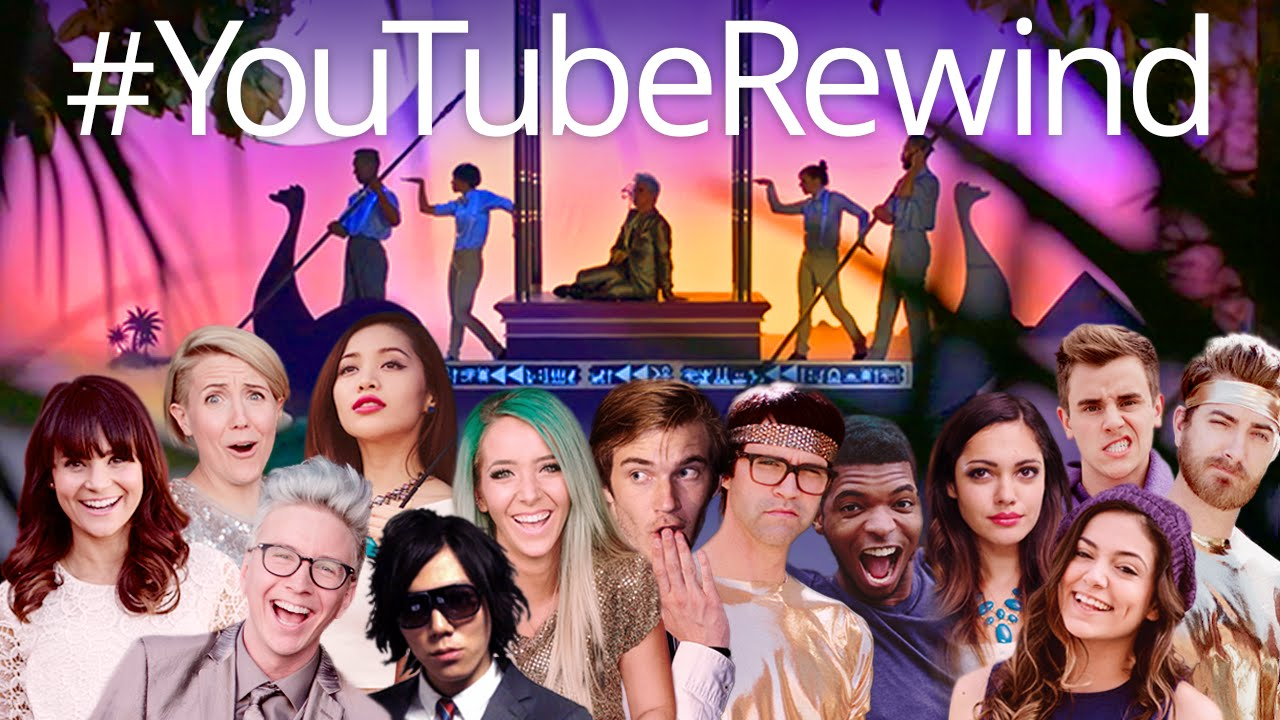 Youtube Rewind: Turn Down for 2014 – Die beliebtesten Youtube-Videos 2014…