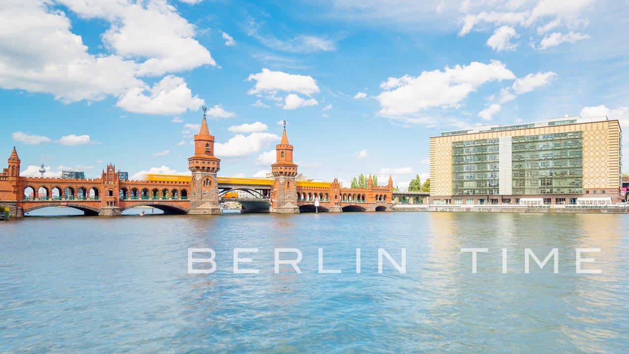 Berlin Time = Berlin Timelapse [Video]…