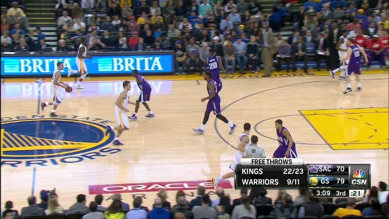 Neuer NBA-Record! Klay Thompson macht 37 Punkte und 9 Dreier in einem Viertel [Video]…