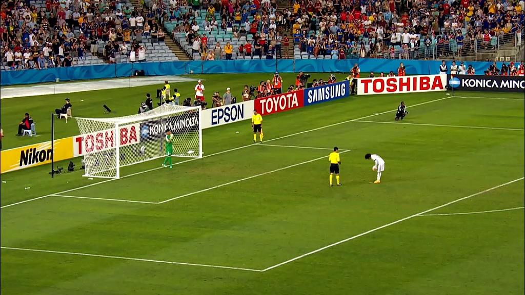 """Wunderbarer """"Panenka""""-Elfer! VAE vs. Japan beim Asien Cup [Video]…"""