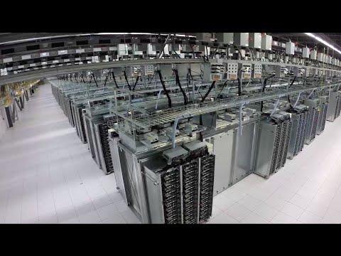 Ein Rundgang durch ein Google Datacenter – Inside A Google Datacenter [Video]…