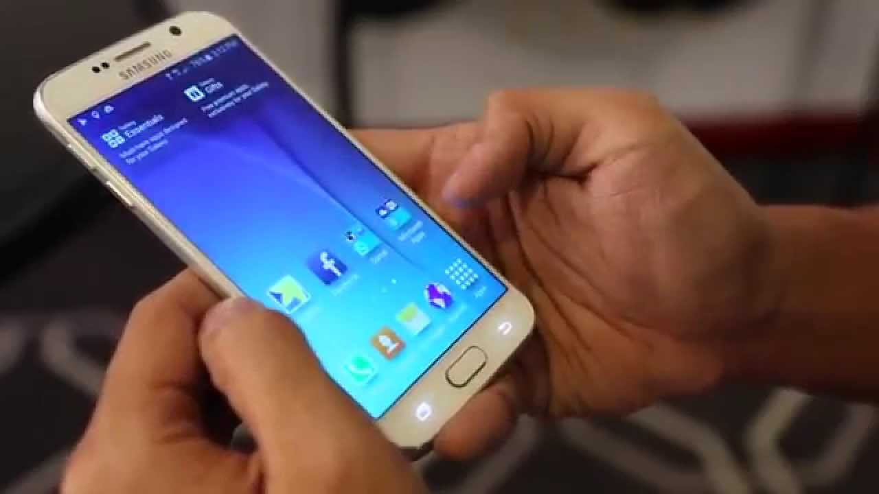 Samsung stellt Galaxy S6 und Galaxy S6 Edge vor [Video]…