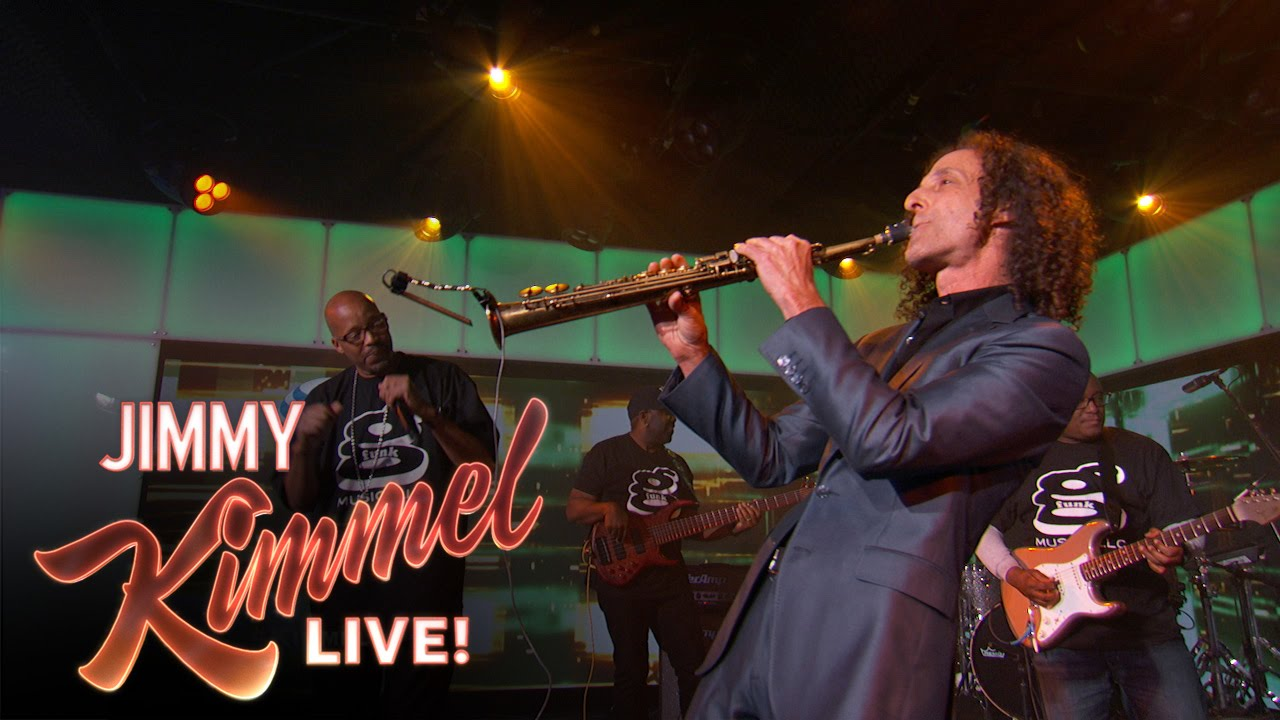 Warren G & Kenny G – Regulate, Live bei Jimmy Kimmel [Video]…