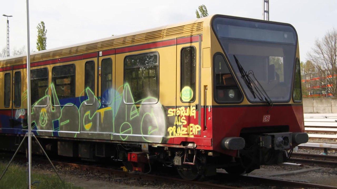 """Graffiti – """"Zwischen Sterni und Schulle"""" [Video]…"""