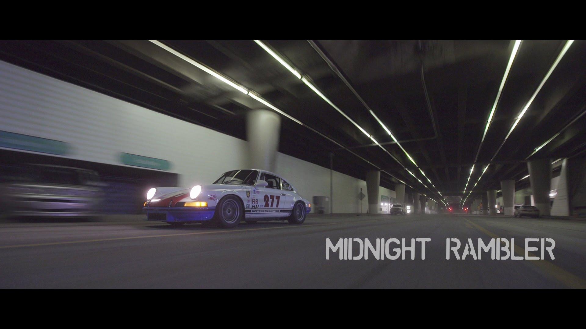 L.A. bei Nacht im Porsche 911, Midnight Rambler [Video]…