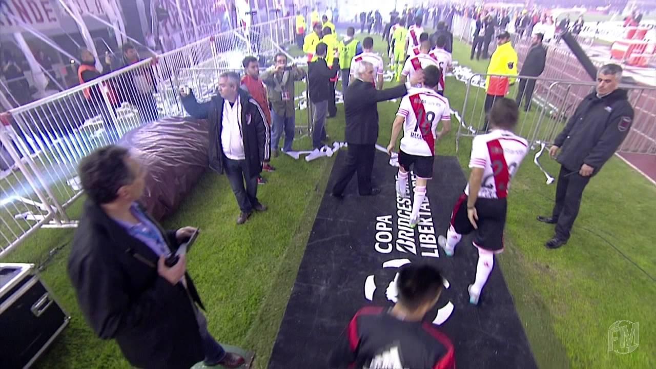 Südamerikas Champions League Finale: Auch die Fans sind Champions League [Video]…