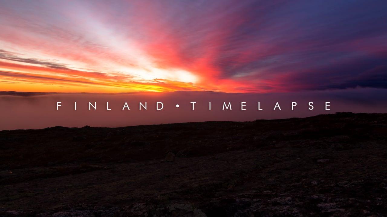 FINLAND | Timelapse [Video, 4K]…
