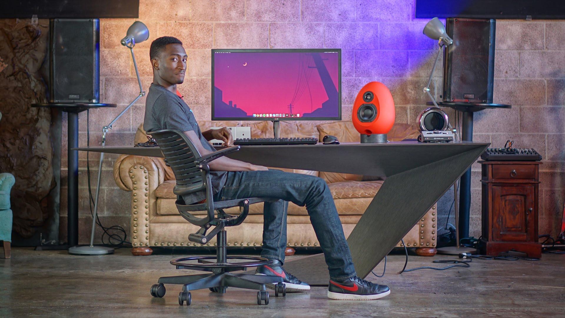 Der Traum-Desk von MKBHD [Video]…