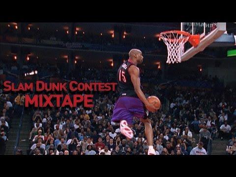 NBA Ultimate Slam Dunk Contest Mixtape [Video]…