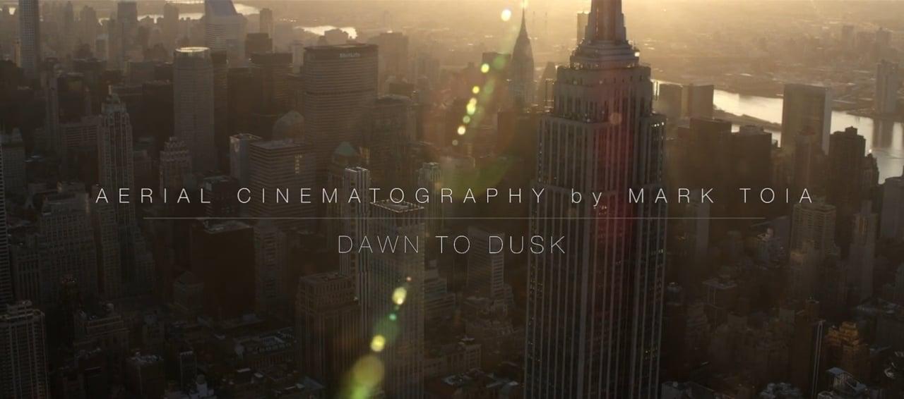 NEW YORK AERIALS by Mark Toia – Luftaufnahmen von New York [Video]…