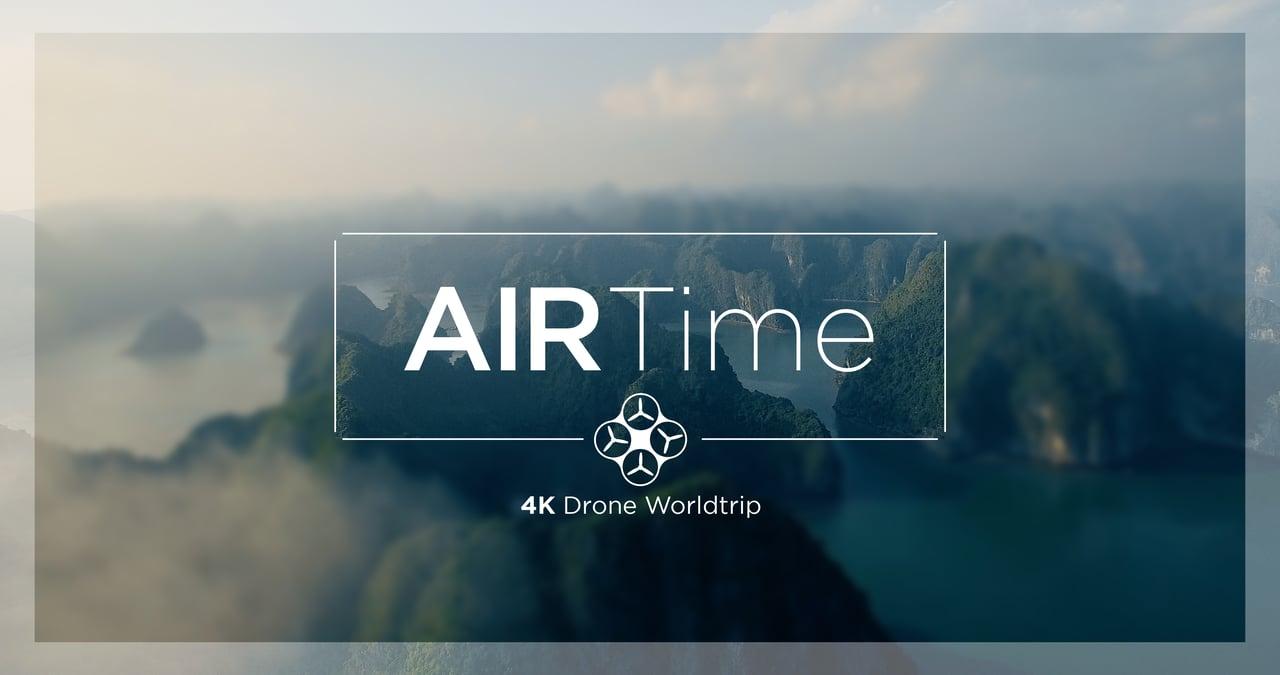 Air Time [4k, Aerials, Video]…