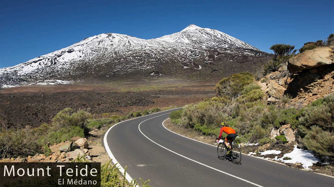 The Col Collective – Mount Teide (Tenerife) [Video]