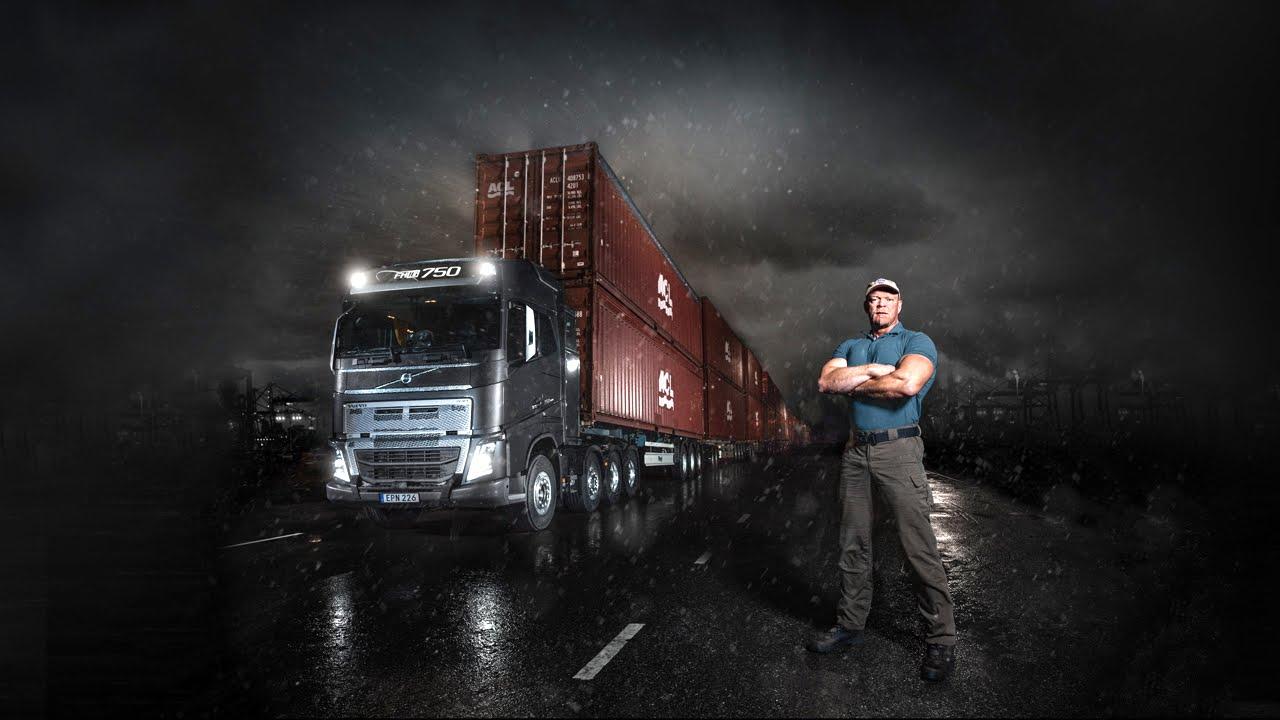Volvo-LKW zieht 750 Tonnen [Video]…
