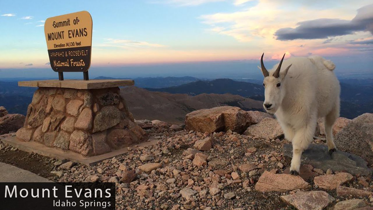 Cycling Motivation, The Col Collective – Mount Evans (Idaho Springs) [Video]…